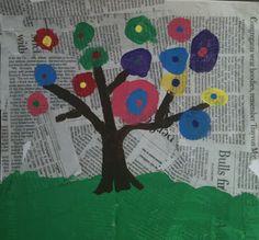 Kadinsky's Earth Arbor Day