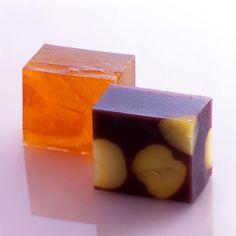 Japanese Sweets, 丹波栗をふんだんに使用した栗羊羹に焼き菓子を添えて。【京銘菓詰合せ TK-28】