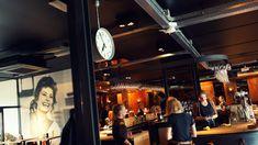 Orloff aan de kade in Utrecht - second water side branche Utrecht, Restaurant Bar, Times Square, To Go, Places, Home, Restaurants, Water, Gripe Water