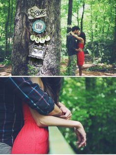 very cute save the date ideas