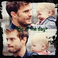 Jamie and daughter Dulcie