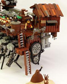 Strandbeast Lego home