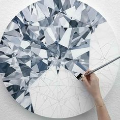 Discover recipes, home ideas, style inspiration and other ideas to try. Fabric Painting, Body Painting, Watercolor Paintings, Watercolors, Diamond Drawing, Diamond Art, Galaxy Painting, Painting Abstract, Painting Art
