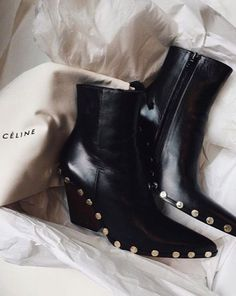 TREND: Celine Boots   StyleMyDay