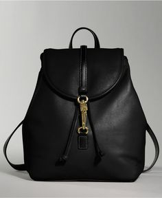 LEGACY LEATHER BACKPACK
