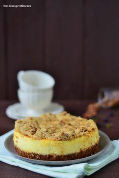 Cheesecake mit Brombeeren - Das Knusperstübchen