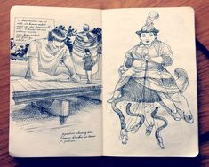 jared illustrations