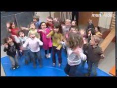 lichaamsbeweging bij kleuters, video