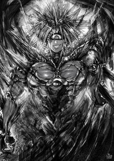 Lord Boros (OnePunch Man) by TheGoldenSmurf on DeviantArt Saitama, Anime One, Manga Anime, Lord Boros, Caped Baldy, Hellsing Alucard, One Punch Man Manga, Jojo Bizzare Adventure, Dark Matter