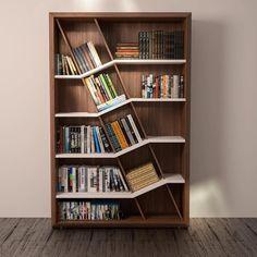 LoculaMentum Bookcase by Schwarzmann