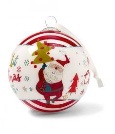 Első Karácsonyom 2015 díszgömb - Piros - mamasandpapas.hu