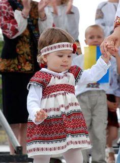 ♥ Ukrainian dress ♥