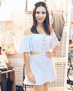 #look #girl #vestido #trend #tendencia #blog #blogueira #youtuber #lookdodia #vestido #dress