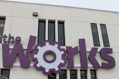 The Works, a hands on children's museum dedicated to science and technology, Bloomington, MN.