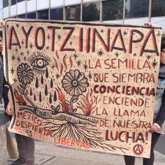 Murillo Karam Moves to Close Ayotzinapa Case After Months of Rage  Thousands took to the streets of Mexico City and dozens of others throughout Mexico and the world for the eighth Global Day of Action for Ayotzinapa on January 26, four months to the day 43 students from the Escuela Normal Rural de Ayotzinapa were forcibly disappeared in Iguala, Guerrero, by government security forces. Three other normalistas were shot and killed by authorities that night.  In a press conference the next day…