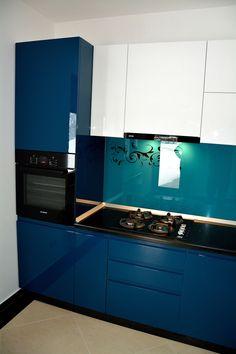 Image result for maner albastru bucatarie