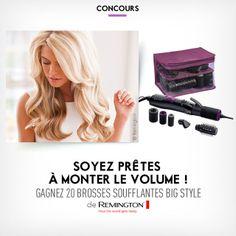 Concours Remington | Glamour