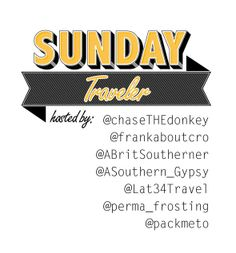 Introducing the Sunday Traveler Link Up!