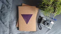 Notebook Alt-J / Illustration / Copybook / Journal /