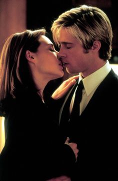 Susan and Joe - Meet Joe Black