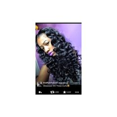 Lace Frontal ❤ liked on Polyvore featuring accessories