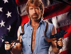 Fact: Chuck Norris was born with a beard. When doctors tried to shave it, he roundhouse kicked them in the face.
