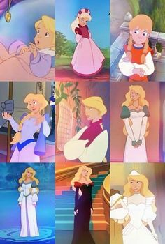 Princess Odette from The Swan Princess Humour Disney, Disney Memes, Disney Cartoons, Funny Cartoons, Funny Disney, Disney Quotes, Film Disney, Disney Kunst, Disney Fan Art