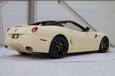 Ferrari 599 GTO SA Aperta
