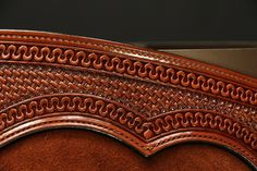 leather border patterns - Google Search