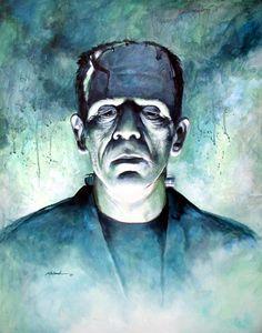 Frankenstein - Nice Acrylic