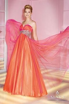 Prom Dress by Alyce.