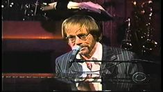 Warren Zevon - Mutineer - His Last David Letterman Show - Part 2/4 (HD)