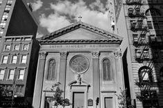 Saint Vincent De Paul church, Chelsea NY by Ray Wu.