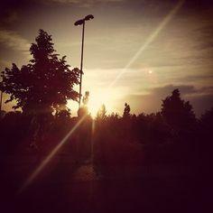 Sunset    http://instagr.am/p/K28RlTxzlj/