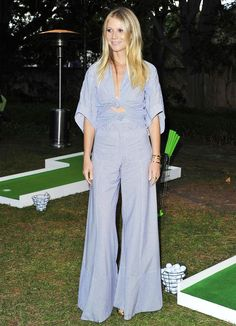 Fashion Girls Will Freak Out Over Gwyneth Paltrow's Outfit via @WhoWhatWear