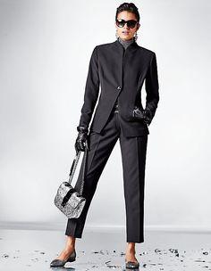 Blazer mit Stehkragen | MADELEINE Mode
