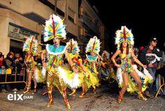 ASSOCIACIÓ JUVENIL JOVES DE MOJA. Ulls Carnaval - Moja, Olèrdola