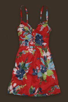 Scripps Pier Dress, $19.75 I looooove summer dresses