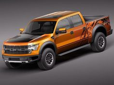 2013 Ford Raptor. Holy Moses!