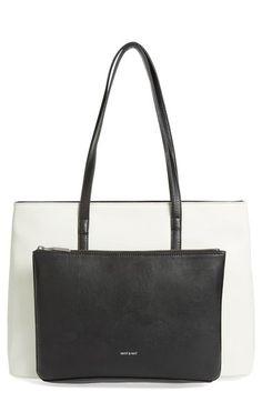 SCDS Fat Cat PU Leather Lady Handbag Tote Bag Zipper Shoulder Bag