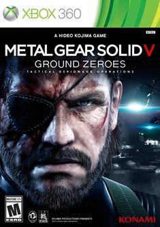 Metal Gear Solid V  https://www.facebook.com/Gamers-Interest-188181998317382/