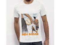Tee-shirt - MEN IN BALL