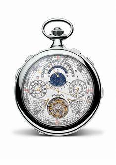 ea727ebe9395 üç saatçilik büyük ustasının 8 yıl uğraştığı, 57 farklı karmaşıklığa sahip  üç farklı takvim,