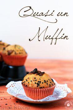 Letizia in Cucina: Quasi un muffin all'ananas e sesamo ... Cakes Lab ...