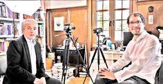 """Franz Dschulnigg von """"Empirische Nahtodforschung"""" im freiraum-Institut zum Interview mit Jörg Fuhrmann über seine frühe Nahtoderfahrung und dessen Folgen..."""