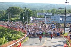 Tackling this in July - Utica Boilermaker 15K