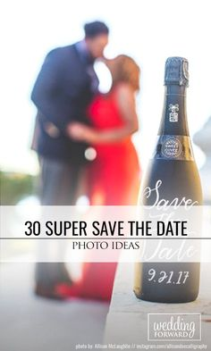 Save the Date is a significant step in planning your wedding, it carries out more functions than simply to give the guests notice of your chosen day and location. Save the dates are usually sent out 6-9 months before the wedding date, so that the guests could save that date for you. It is a good way to correspondence with your guests.