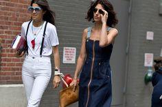 換季的時候穿什麼?紐約時裝周街拍特輯告訴你