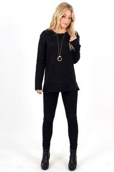 Price Gene Twist Knit - Om Rut m.fl. shop kläder Online på nätet Rutstore.se.