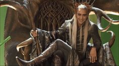 Remember how the elves are supposed to be the most solemn/graceful race in Middle Earth? Yeah…….about that…….. On second thought let's not go to Rivendell, it is a silly place.